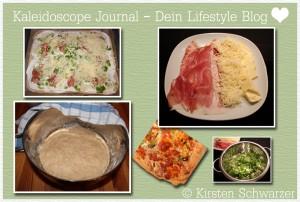 Kaleidoscope Kitchen: Rezept für Flammkuchen, www.kaleidoscope-journal.de, Kirsten Schwarzer