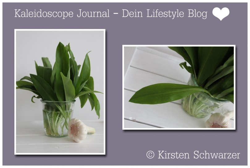 Kaleidoscope Kitchen: Bärlauch, ein Frühlingsbote aus dem Hofladen, www.kaleidoscope-journal.de, Kirsten Schwarzer