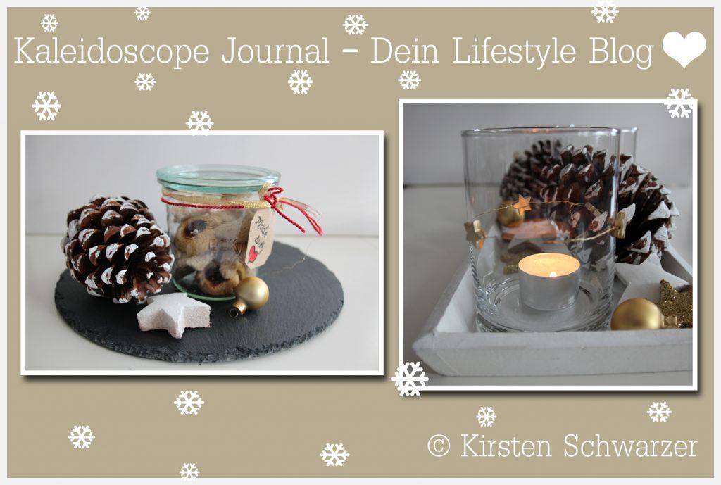 Kreative Geschenkideen (nicht nur) zu Weihnachten, www.kaleidoscope-journal.de, Kirsten Schwarzer